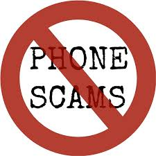 Avoiding phone scams